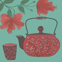 Hibiscus Tea Fine-Art Print