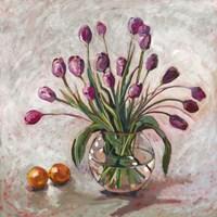 Joyful Tulips Fine-Art Print