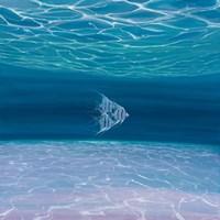 Blue Angels Blue Sea Fine-Art Print
