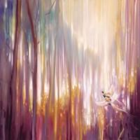 Nebulous Forest Fine-Art Print