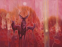 Red Magic Fine-Art Print