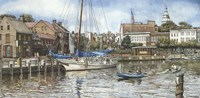 Annapolis City Dock Fine-Art Print