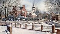 Winter in Annapolis Fine-Art Print