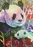 Rainbow Panda Fine-Art Print