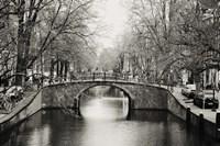 Amsterdam Canal Fine-Art Print