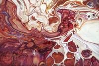 Fluid Acrylic Bringing Into Life 1 Fine-Art Print