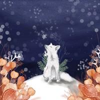 Snow Fox Fine-Art Print
