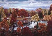 Cobbs Mill Inn Fine-Art Print
