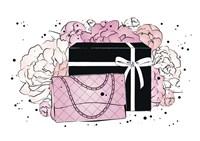 Handbag Peonies Fine-Art Print