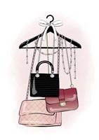 Handbags Stock Fine-Art Print
