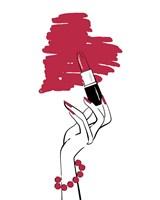 Lipstick Love Fine-Art Print