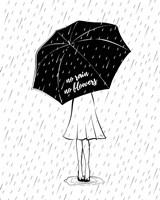 Rain Fine-Art Print