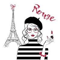 Rouge Fine-Art Print