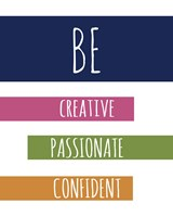 Be Confident Fine-Art Print