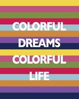 Colorful Life Fine-Art Print