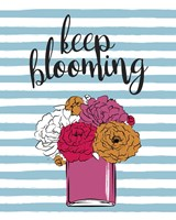 Keep Blooming Fine-Art Print