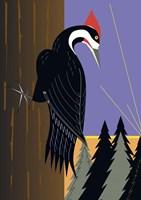 Piliated Woodpecker Fine-Art Print