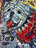 Junk Yard MAD Dog Fine-Art Print