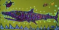 Barracuda Fine-Art Print