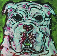 Bulldog Green Fine-Art Print