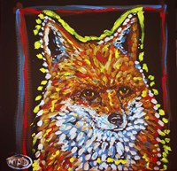MAD Fox Fine-Art Print
