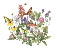 Roadside Weeds Fine-Art Print