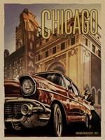 Chicago Theater Fine-Art Print
