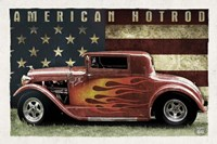 American Hot Rod Fine-Art Print