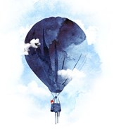 Bye Bye Baloon Fine-Art Print
