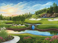Last Foursome of the Day Fine-Art Print