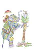 Mouse Pocket Elephant Fine-Art Print
