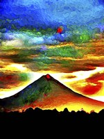 Arenal 22 Fine-Art Print