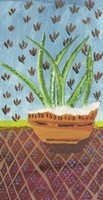 Succulent Southwest Pot Fine-Art Print