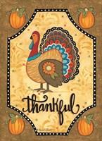Thankful Turkey Fine-Art Print