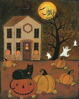 Halloween Night Fine-Art Print