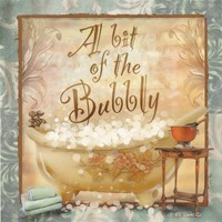 A Bit of the Bubbly Fine-Art Print