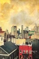 The City Fine-Art Print