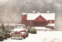 Chevy Country Fine-Art Print