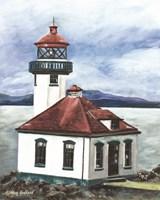 Lime Kiln Lighthouse Fine-Art Print
