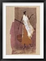 Women with a Basket Fine-Art Print