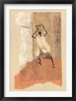 Man with a Calabash Fine-Art Print