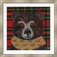 Holiday Animals I Fine-Art Print