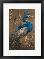 Pershing Peacock I Fine-Art Print