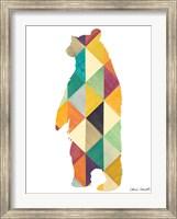 Uptown Bear Fine-Art Print