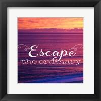 Escape The Ordinary Fine-Art Print