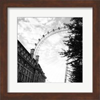 London Scene III Fine-Art Print