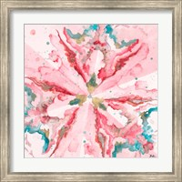 Pink Constelllation Square Fine-Art Print