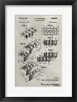 Patent--Lego Fine-Art Print