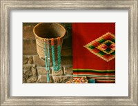 Santa Fe Turquoise Necklaces, New Mexico Fine-Art Print