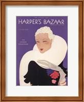 Harper's Bazaar November 1932 Fine-Art Print